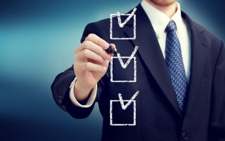 A Checklist for Your Loan Application