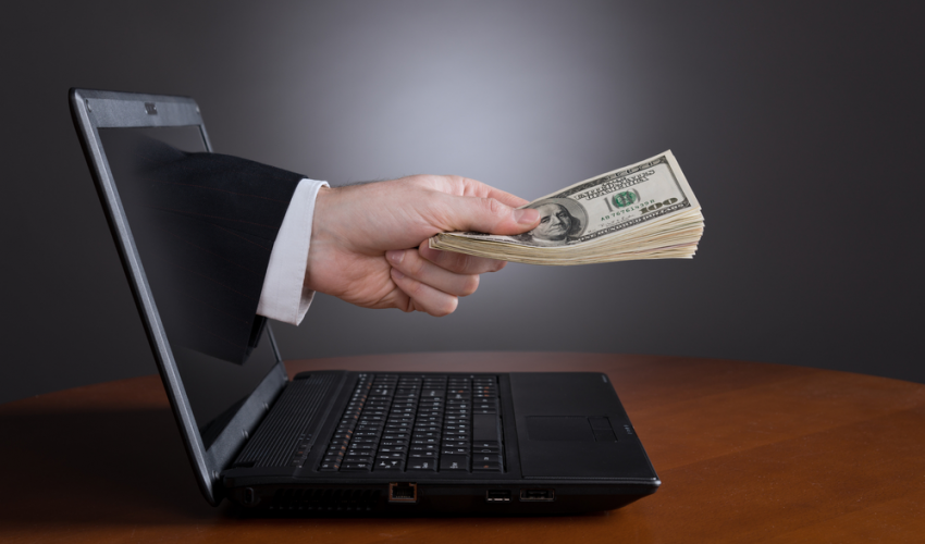 Save Time by Finding Funding Online